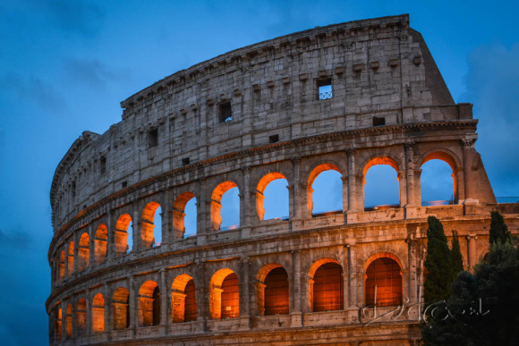 Dzidra Fotografie. Reisfotografie Rome. Colloseum.
