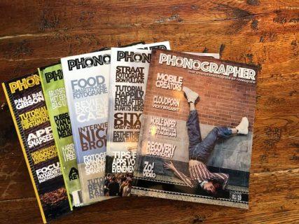 Phonographer Magazine