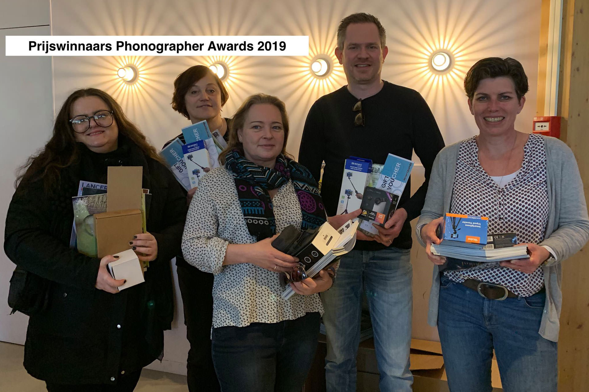 Phonographer Awards 2019 & Mobile Creators