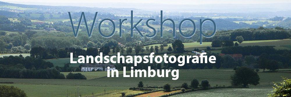 Workshop landschapsfotografie in Limburg, fotografie en wandelen